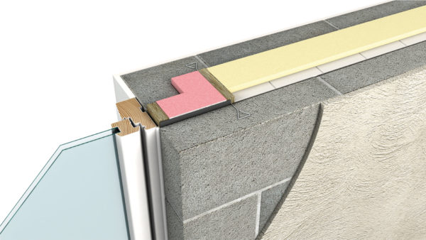 Cavity Closer - Safe-R Close-R product from Xtratherm